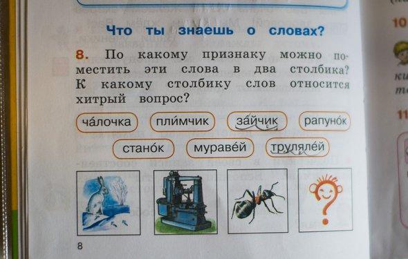Комментарии к учебникам. 1